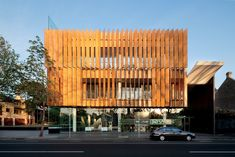 Surry Hills Library and Community Centre in NSW, Australia by FJMT - Francis-Jones Morehen Thorp