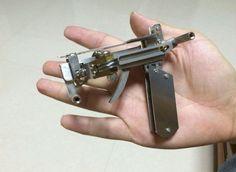 Micro BB Crossbow