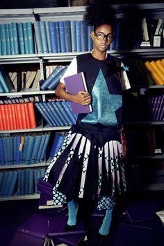 FM London: Shaneke Guyher in Harper's Bazaar China - http://china.mycityportal.net