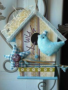 casa de passarinho linda!!
