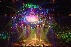 Phish Light Show