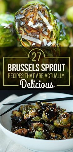 27 Brussels Sprout Recipes You'll Actually Enjoy