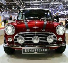 Mini Cooper S, Mini Cooper Classic, Cooper Car, Classic Mini, Fancy Cars, Retro Cars, Cord Car, Mini Morris, Classic Cars British