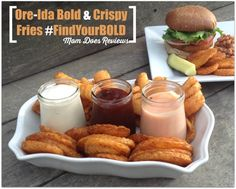 Ore-Ida Bold & Crispy Fries is Spicing Up Dinner Table Discussions! #FindYourBOLD #Coupon