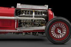 1934 Scuderia Ferrari Alfa Romeo P3 Tipo B