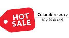 El proximo 25 y 26 de abril se llevara a cabo la quita versión HotSale en Colombia, 48 horas de descuentos en las tiendas en linea. Logos, April 26, Count, Tents, Colombia, Logo
