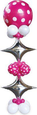 Balloon Bouquet Balloon Decor ~ Tulsa, OK