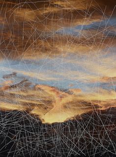 Gladstone Gallery | Jim Hodges | Scratched Sky