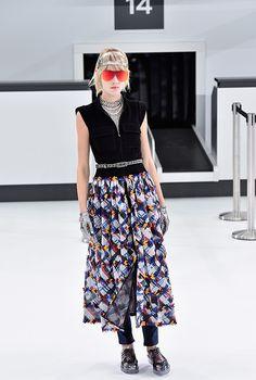 Шикарный показ коллекции Chanel весна-лето 2016 в Париже | NEWS.am Style - Все о моде и стиле