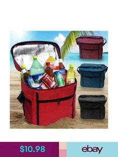 Buy Large Thicken Folding Fresh Keeping Cooler Bag Lunch Bag for Food Fruit Seafood Steak Insulation Thermal Wine Bag Cooler Bag at Wish - Shopping Made Fun Bag Lunch, Kids Lunch Bags, Best Lunch Bags, Lunch Tas, Uganda, Picnic Lunches, Picnic Bag, Picnic Baskets, Picnic Foods