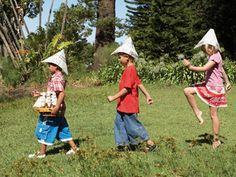 Giochi per bambini da fare all aperto anni l arca di noè