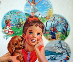 Resultado de imagen de marcel marlier illustrations