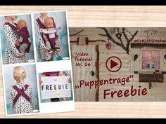 sticKUHlinchen: Jetzt gibt es eine Videoanleitung zur Puppentrage!
