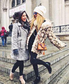 New York City Met steps