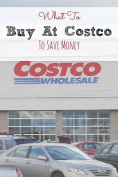 You can save so much money at Costco if you know what to buy. Costco has fabulous prices on so many things. Here is what you should be buying at Costco!