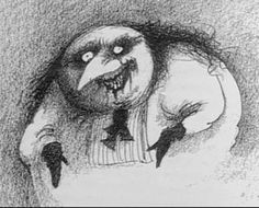 Penguin- Edward Gorey or Tim Burton? Tim Burton Sketches, Tim Burton Style, Edward Gorey, Dark And Twisty, Batman Returns, Up Book, Creepy Art, Concept Art, Horror