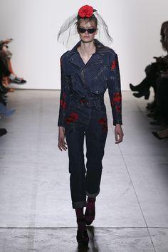 Adam Selman Fall 2017 Ready-to-Wear Fashion Show