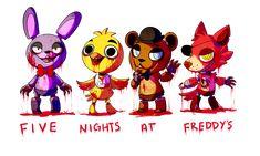 Five nights at Freddys by Mangopoptart on deviantART