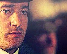 Ooh this gif <33 Matthew Macfadyen as Detective Inspector Reid. Ripper Street.