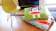 How cute are these dog beds?!