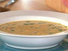 Cream of Green Chile Soup