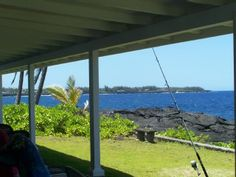 WOW Oceanfront, Privacy, Beauty, Dolphins, Turtles, did I say WOW oceanfront?Vacation Rental in Hilo from @HomeAway! #vacation #rental #travel #homeaway