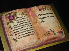 Pin Fairytale Books Cake Picture To Pinterest cakepins.com