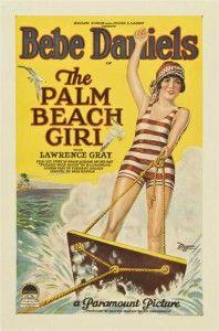 Palm Beach Girl movie poster