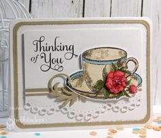 Thinking of You by sf9erfan - Cards and Paper Crafts at Splitcoaststampers