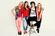 WE Fashion Spring Campaign 2013
