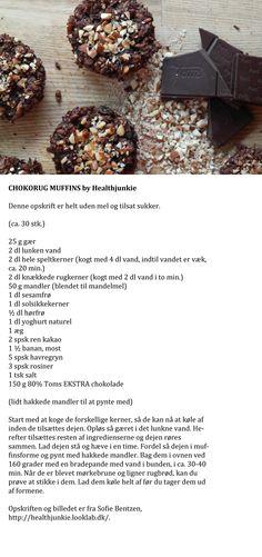 Et sundere alternativ til den lækre muffin