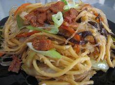 Inato lang Filipino Cuisine and More: Pancit Bam-I