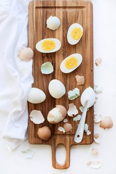 Making Truffled Deviled Eggs... by Beth Kirby | {local milk}, via Flickr