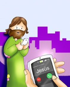 Christian Artwork, Christian Images, Bible Words, Bible Art, Jesus Cartoon, Jesus Artwork, Jesus Christ Images, Jesus Painting, Bible Illustrations