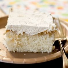 Salted Caramel Sheet Cake by Keep It Sweet