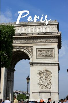 The Arc du Triumph is, along with the Eiffel Tower, one of the most iconic monuments of Paris. Located on the right bank of the Seine, ...