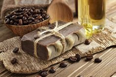 Kaffeeseife selber machen: Naturseife mit Kaffee