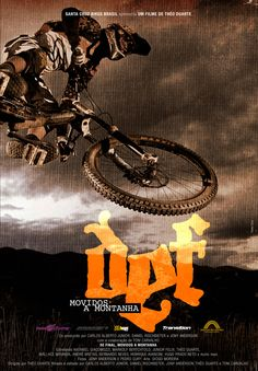 Poster do De Final, filme de Mountain Bike Downhill.