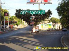 Bienvenidos a Usulutan -