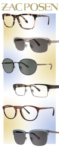 9ea81f45b7 Zac Posen Specs + Shades for Modern Couture  http   eyecessorizeblog.com