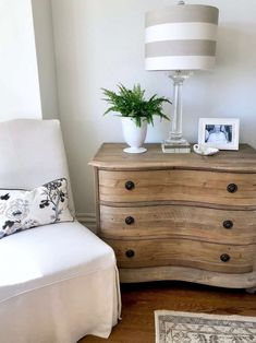 Eight TIMELESS Decorating TRENDS I'm Loving Now! – Classic Casual Home Natural pine French dresser (Think I would like this color furniture in our bedroom. Raw Wood Furniture, Pine Bedroom Furniture, Bedroom Decor, Kitchen Furniture, Furniture Ideas, Furniture Websites, Inexpensive Furniture, Furniture Layout, Furniture Cleaning