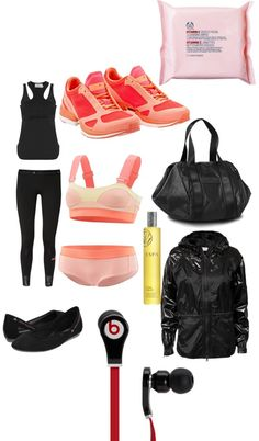 """""""sports wear by Stella Macartney by Adidas @ Afy's boutique"""" by afyabdullah ❤ liked on Polyvore"""