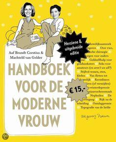 Handboek voor de moderne vrouw. Ik sta er in, op blz 185.