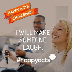 Happy Acts by Live Happy Happiness Challenge, Challenge Me, Challenge Accepted, Live Happy, Happy Life, Happy National Day, International Day Of Happiness, Uplifting Thoughts, Be Kind To Yourself