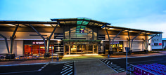 Architizer is the largest database for architecture and sourcing building products. Home of the A+Awards - the global awards program for today's best architects. Best Architects, Kwazulu Natal, Shopping Center, Newcastle, The Locals, South Africa, Mall, Entrance, Mansions