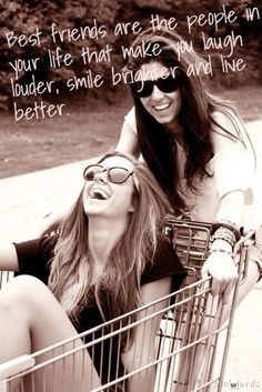 ❤ A girlfriend or two comes to mind that I laugh like this with ❤ LoVe It!!!!