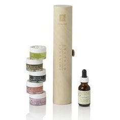 Detox Collection Tube by Eminence Organic Skin Care. $69.00. The word detox is most often associated with strict diets for the liver and colon and very often we neglect the detoxification of the body's largest organ - the skin.  The new Detox tube from Eminence is designed to highlight our most potent and active products to aid in detoxification for face and body.   Tube Includes:  1/2 oz. Citrus Exfoliating Wash  1/2 oz. Pear and Poppy Seed Microderm Polisher  1/2 oz. Lime ...