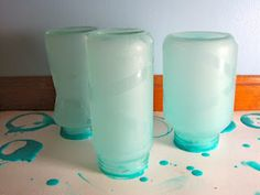 Easy glass frosting tutorial