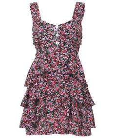 Loving this dress, would look great with a casual denim jacket and some pumps for everyday wear and then a leather jacket and heels for evening wear.....summer 2012