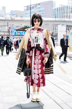 Tokyo #streetstyle / #MIZUstyle